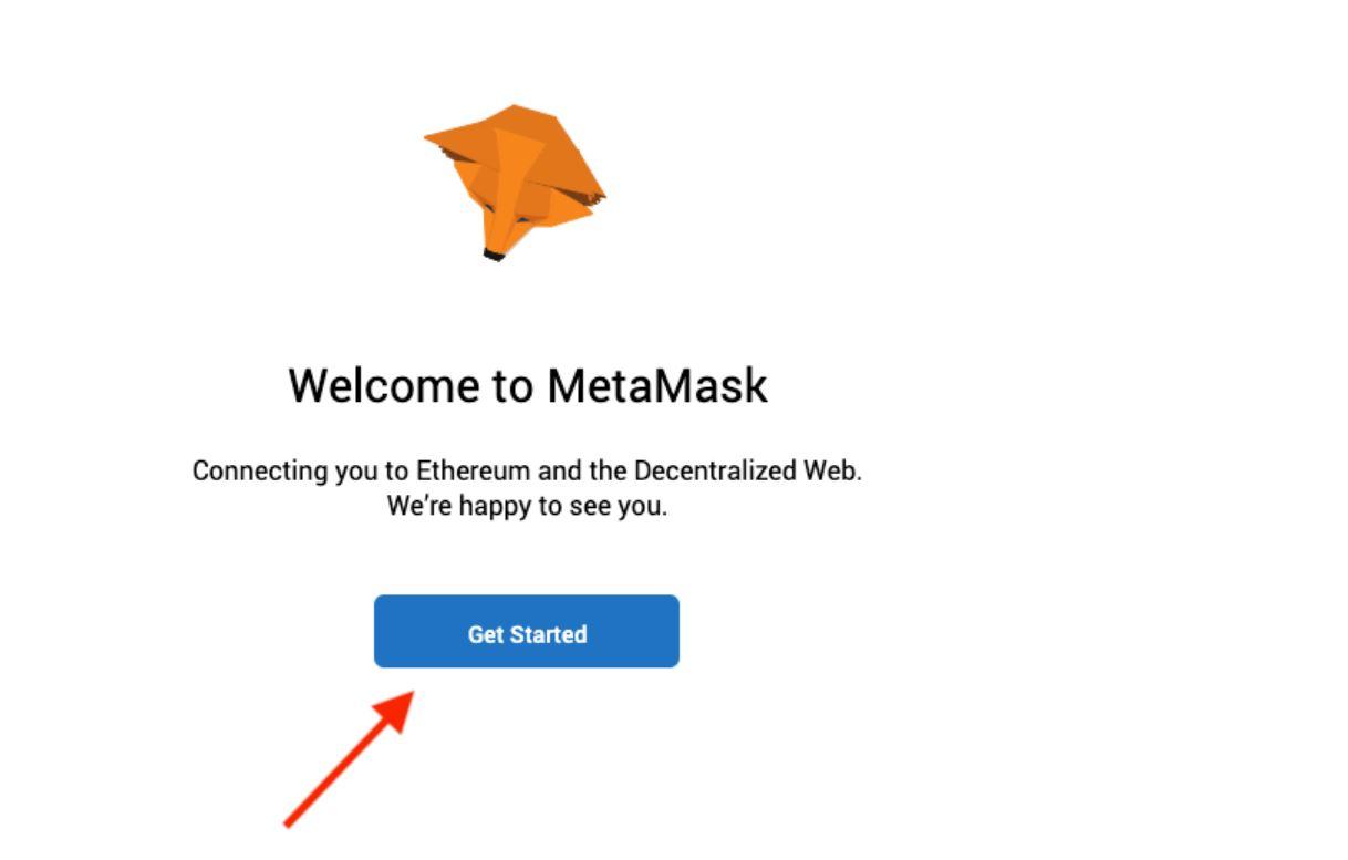 Tạo Ví Metamask